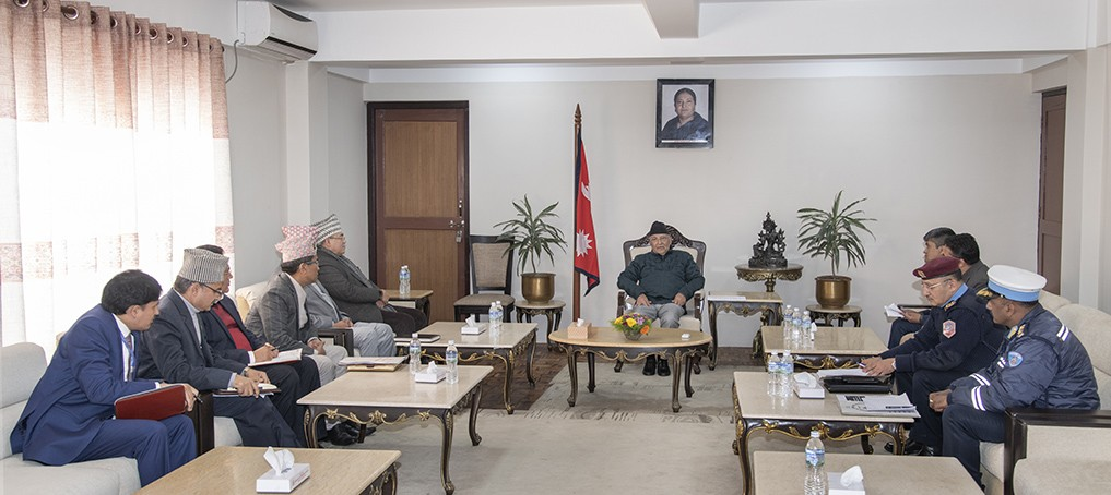 PM Directs To Bring Plan To Reduce Road Accidents