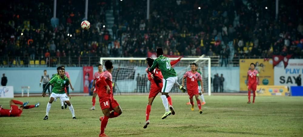 13th SAG: Nepal Defeats Bangladesh, Enters Final