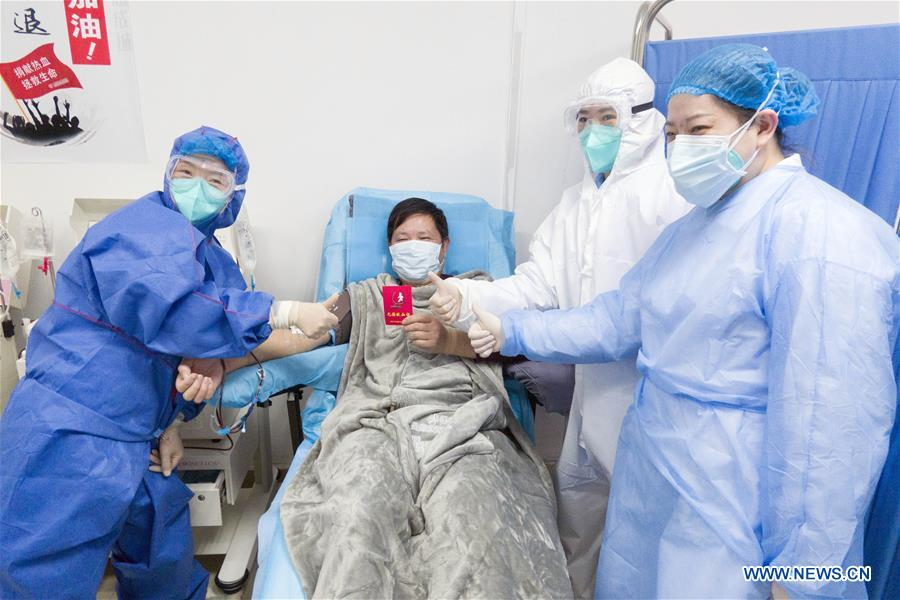 Plasma Therapy Decreases With Fall In Virus Cases