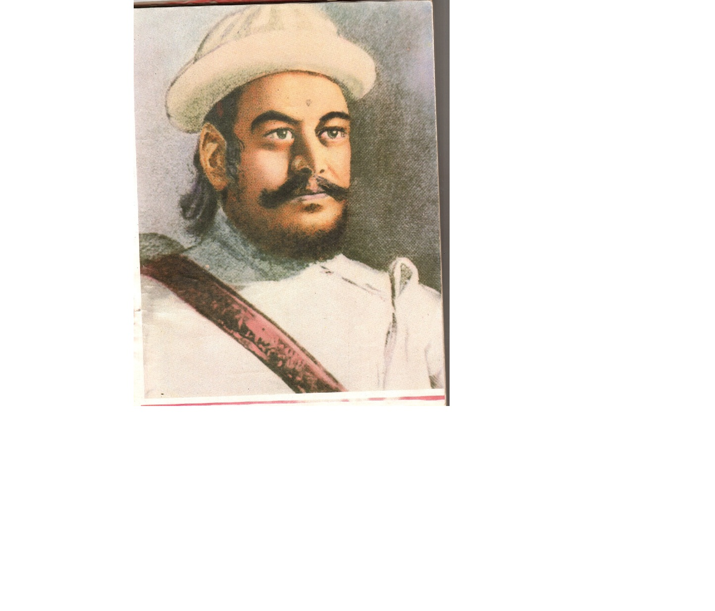 How Patriotic Was Bada Kaji Amar Singh Thapa?