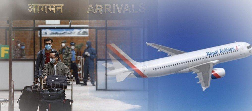 76,967 Nepalis Returned Home