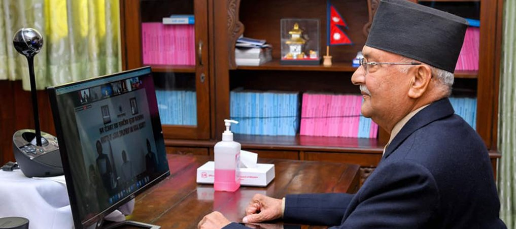Advance Social Security Scheme With Coordination:  PM Oli