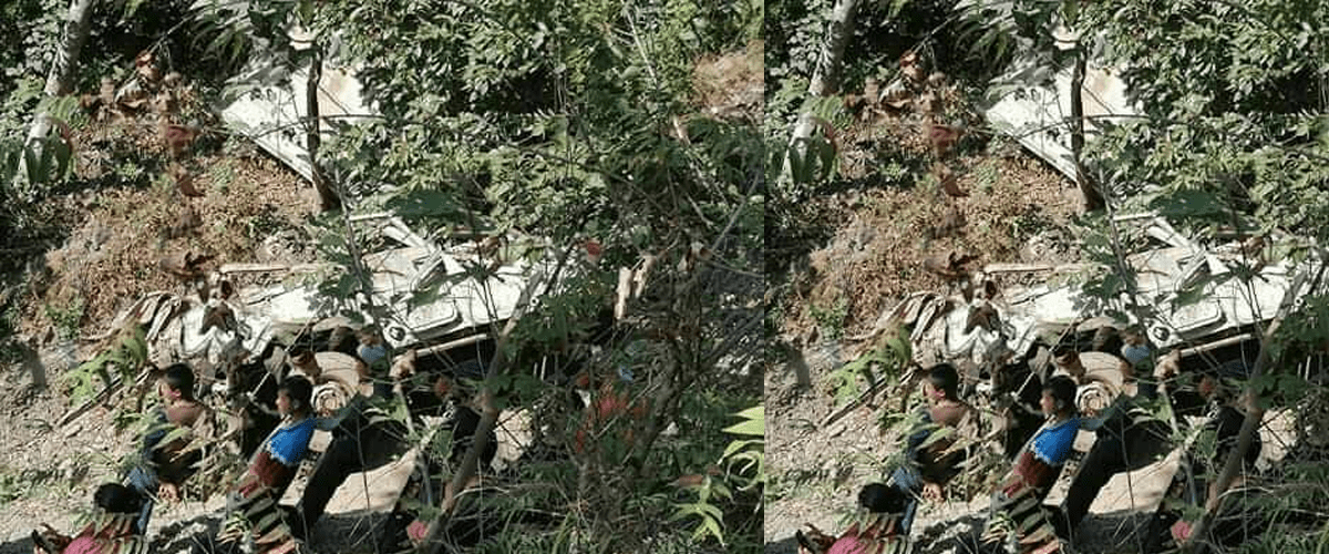 Six Killed In Jeep Accident In Gulmi