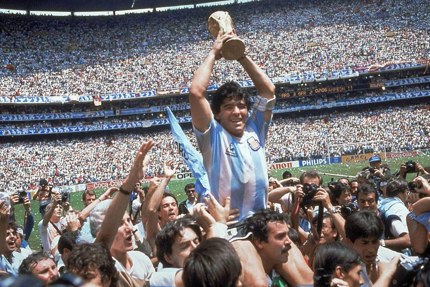 Diego Maradona: Comrade Of The Global South