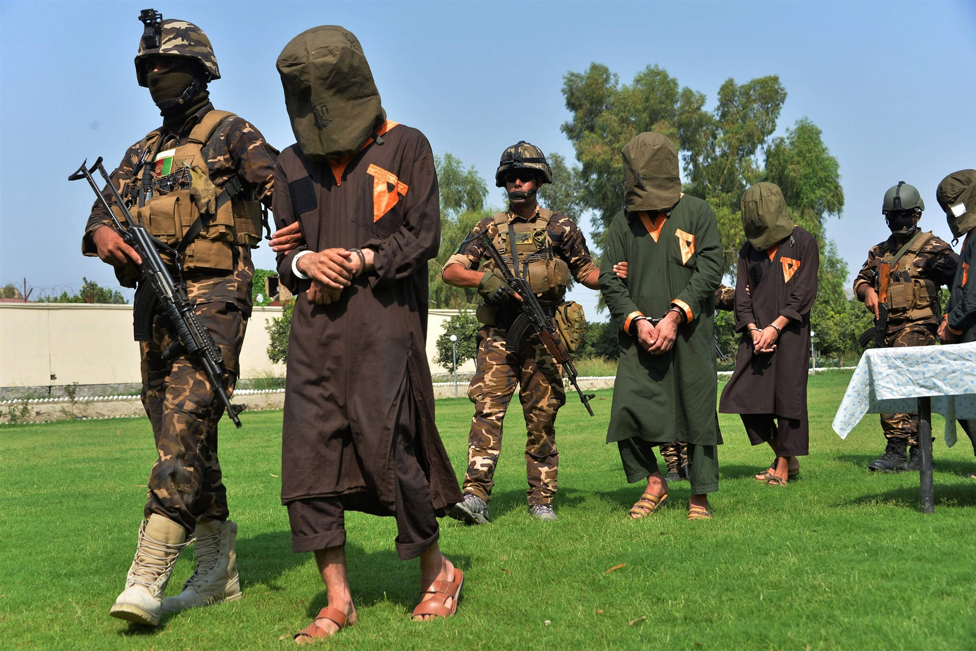 The CIA Is Running Death Squads In Afghanistan