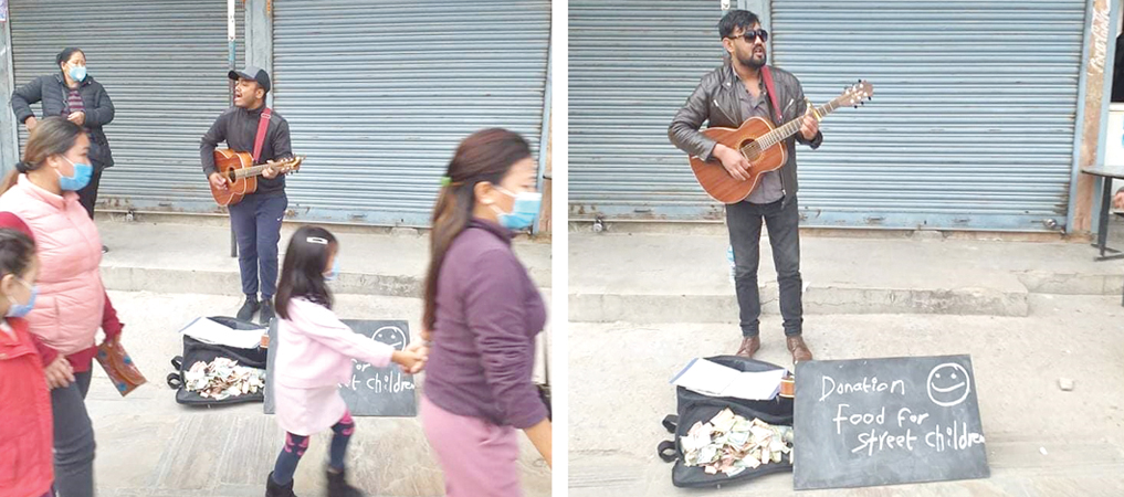 Buskers Raise Fund To Help Street Kids
