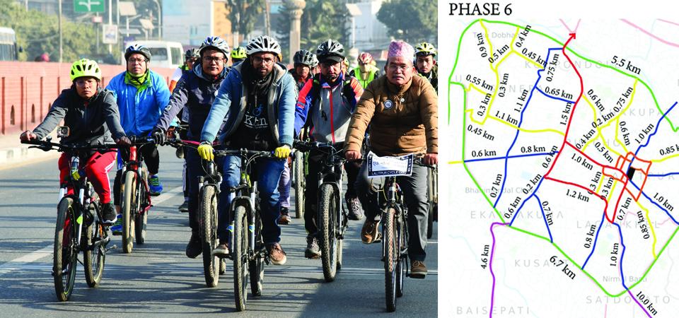 Roadblocks Remain To Turn 'Cycling Dream' A Reality