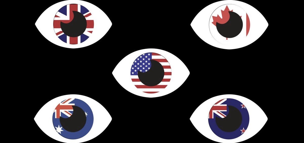 The Five Eyes Ferment Instability In China