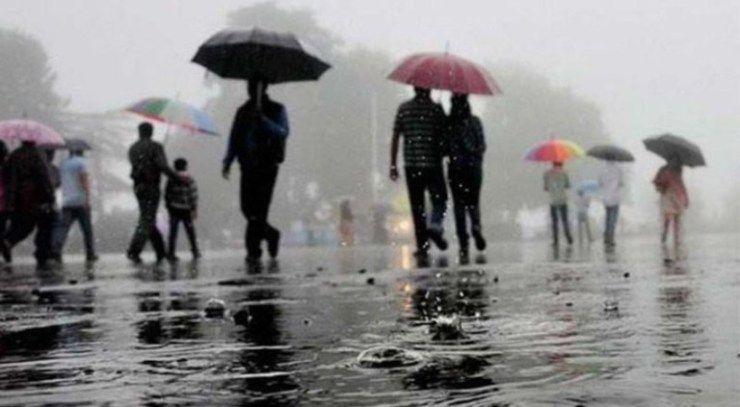 Rain And Snowfall Forecast
