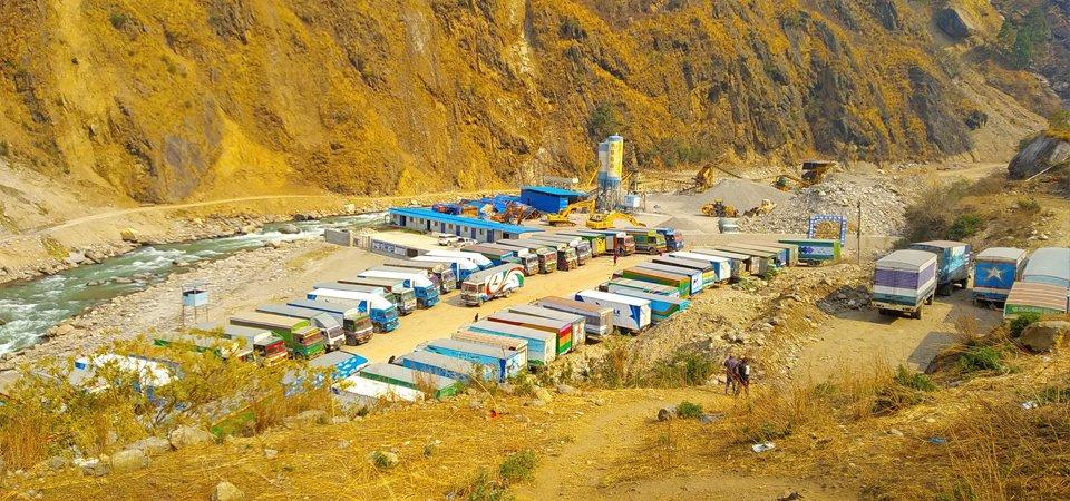 Rashuwagadhi Dry Port Construction In Limbo