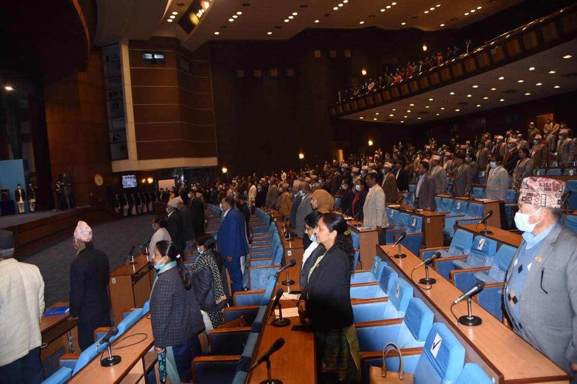 7th Session Of Federal Parliament Begins, Next Meet On Mar 10
