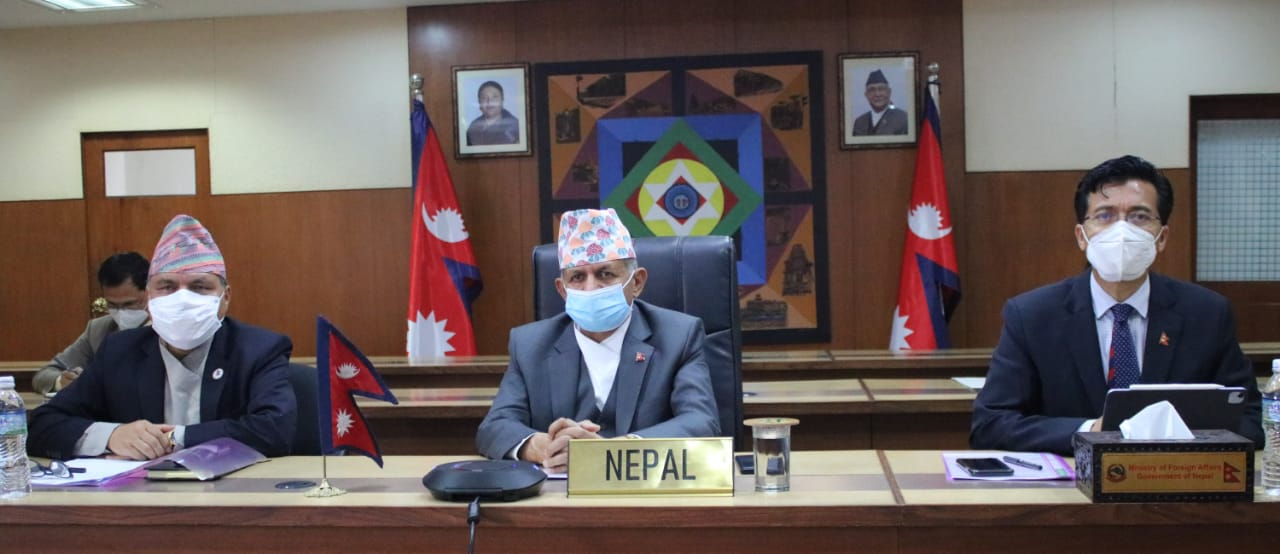 China To Provide Additional Medical Help To Nepal In Fight Against COVID-19