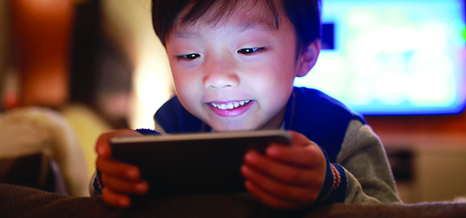 Excessive Use Of Mobile Phone Can Harm Children's Wellbeing