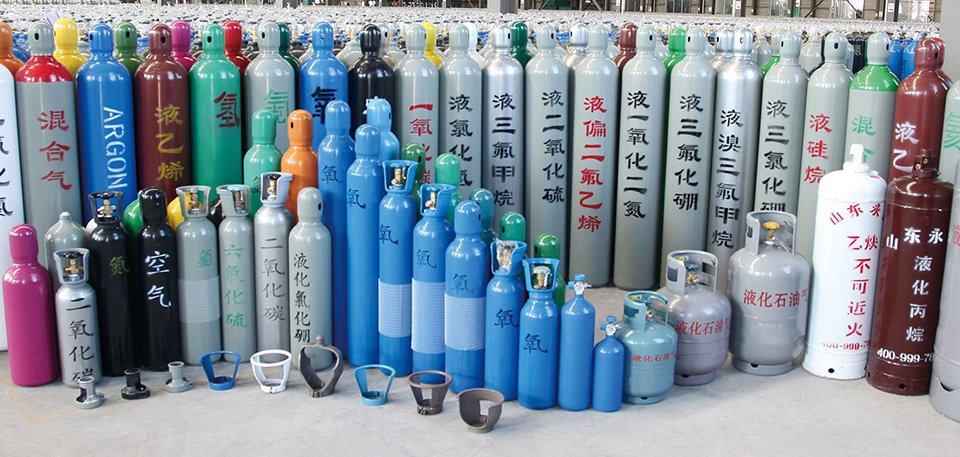 20,000 Oxygen Cylinders To Arrive From China In A Few Days