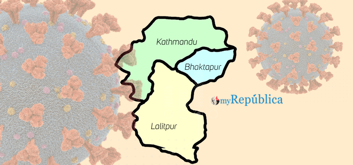 Which services will be allowed in Kathmandu Valley from Tuesday?