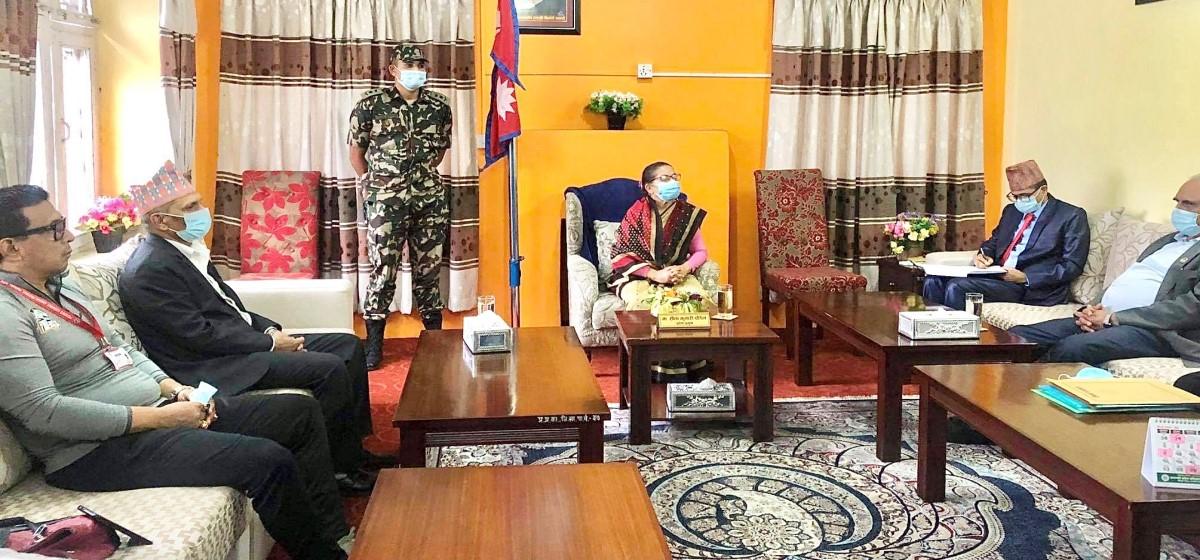 Gandaki Province: NC-led opposition alliance stakes claim to form new govt