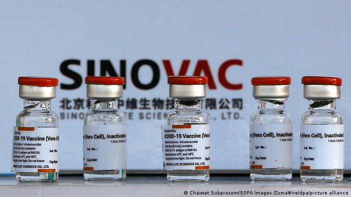 CoronaVac, COVID-19 Vaccine Produced By China's Sinovac, Approved For Use In Nepal