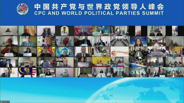Xi: Leave no nation behind in pursuit of human well-being