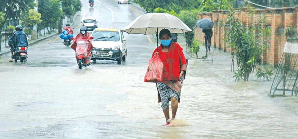 Heavy Rains In Different Pockets Raise Risks Of Inundation