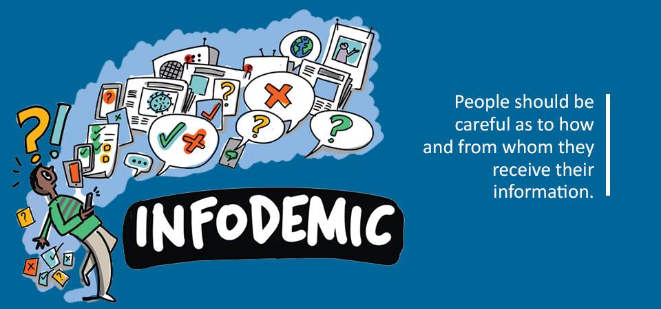 Misinformation Can Be Harmful Like Virus Itself