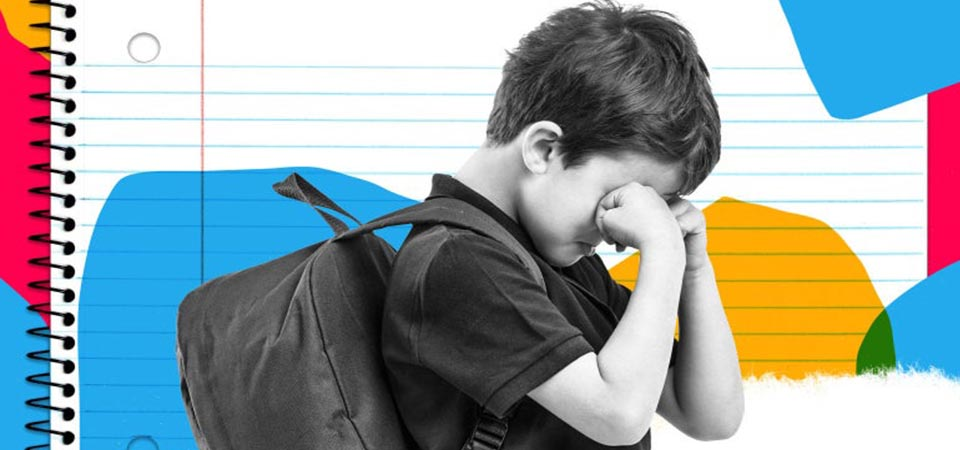 Separation Anxiety Can Be Seen In Children As Schools Re-Open