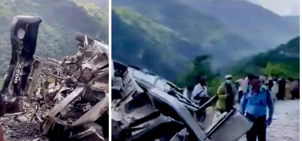 Eight People Dead In Ghandruk Jeep Accident